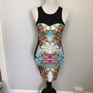 NWT Bebe bodycon dress